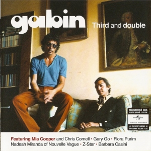 Gabin – Third And Double 2010