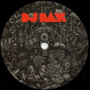 Erykah Badu - 2008 - Honey (DJ Day Remix) 7'' b