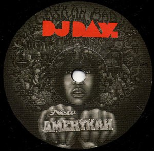 Erykah Badu - 2008 - Honey (DJ Day Remix) 7'' a