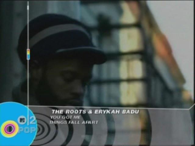 the roots ft erykah badu - you got me (m2v)