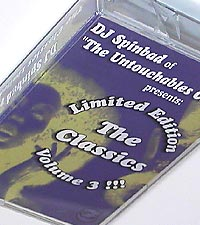 dj spinbad - the classics vol 3