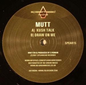 Spearhead Mutt SPEAR015