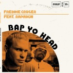 CRUGER, Freddie feat RAPADON - Bap Your Head - Front Cover digital