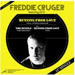 Freddie Cruger feat. ADL - Running From Love - Front Cover digital