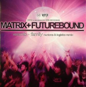 Matrix + Futurebound* - Womb / Family (Nu-Tone & Logistics Remix)