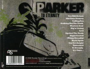 Parker - 2008 - To Eternity back