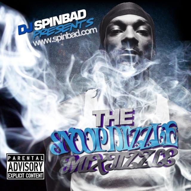 DJ Spinbad Snoop Dizzle Mixtizzle Cover