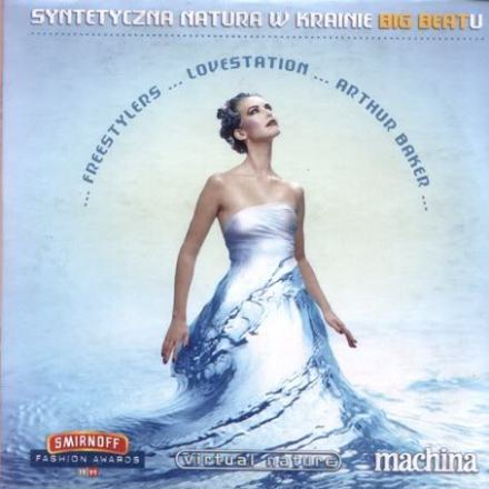VA-Syntetyczna Natura W Krainie Big Beatu-(MACH08-99)-1999 front
