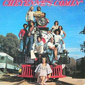 Cheyenne Fowler - Cheyenne's Comin' - front