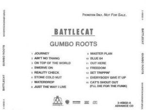 battlecat - 1995 - gumbo roots front back