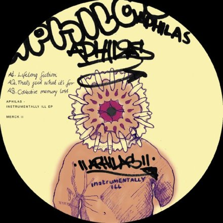 Aphilas - Instrumentally Ill - label
